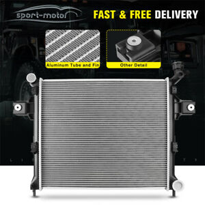 Radiator For 2005 2010 Jeep Grand Cherokee Laredo Commander V6 3 7l V8 4 7l 6 1l