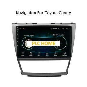 10 1 Android 8 1 Car Radio Stereo Player Head Unit For Toyota Camry 2006 2012