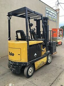 Yale Forklift Electric 2008