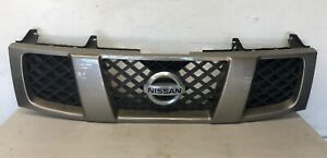 Nissan Titan Grille Grill 04 05 06 07 2004 2005 2006 2007 Used