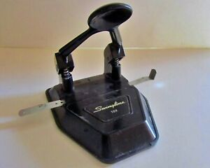 Vintage Swingline 10x Hole Punch