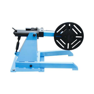 Manual 44 66 Lbs Weld Positioner Rotary Table Horizontal Vertical 0 90 Degree