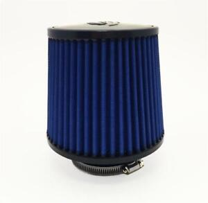 Universal Air Filter Simota With A 3 Neck Blue Color Black Top Brand New