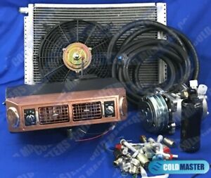 Universal Underdash Air Conditioner 432 1mc 14x20 With New Electric Harness