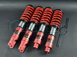 Blox Drag Series Coilovers 92 00 Civic 94 01 Integra 93 97 Del Sol