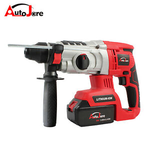 20v 18v 1 Sds plus Cordless Rotary Hammer Drill Brushless Chiseling Heavy duty