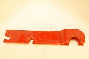 Ih Mccormick Farmall Super A 151 2 Pan Disc Turning Plow Left Mounting Bracket