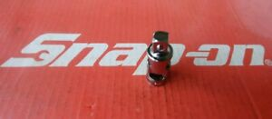 New Snap On Tools 3 8 Drive Chrome Friction Ball Universal Joint Fu8a New