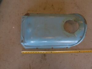 High Hump Transmission Cover Floor Panel 4 Speed 67 72 Chevy Gmc Truck 2wd 1969