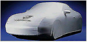 Genuine Porsche Cayman Or Boxster 987 Car Cover W Cable Lock And Bag 05 12 Oem
