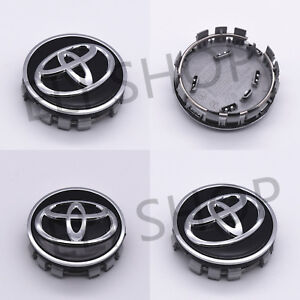 4 Pcs 2015 2017 Toyota Camry Oem Center Cap 42603 06150 62mm 2 43inch