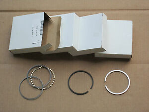 4 Piston Rings Standard For Ih International 154 Cub Lo boy 184 185 Farmall