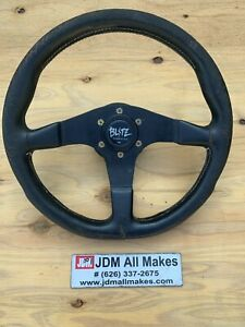 1989 1996 Toyota Mr2 Celica Supra Jdm Blitz Steering Wheel