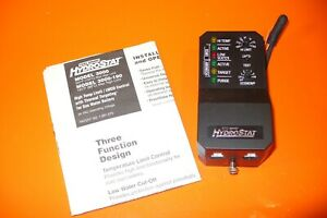 Hydrostat Model 3000 190 Hydrolevel Control Replacement Part Please Read