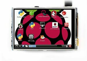 Raspberry Pi Lcd Screen 3 5inch Rpi Lcd 320 480 Resistive Touch Ips Display