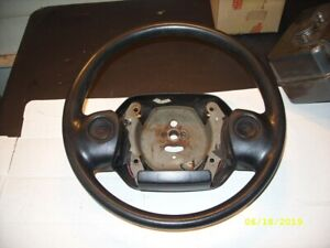 1994 1997 Dodge Ram 1500 2500 3500 Molded Rubber Steering Wheel Oem