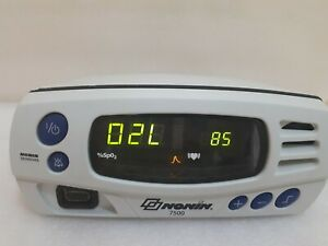 Nonin 7500 Pulse Oximeter Without Accessories