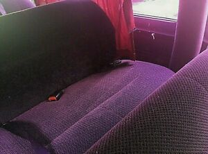 Dodge Ram Van 1500 2500 3500 Passenger Bench Seats 2002 4 Available We Ship