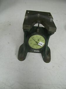 Federal Model 75b 1 Bench Depth Gages With 001 Federal Dial Indicator Dr30
