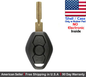 1x New Replacement Keyless Entry Remote Control Key Fob Case For Bmw Shell