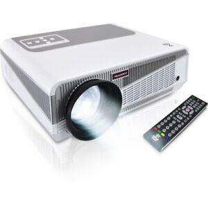 Pyle Home r Prjand615 Pyle Home r Hd 1080p Smart Projector With Built in Du