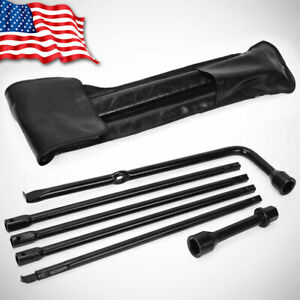 For 2007 2015 Dodge Ram 2500 3500 Spare Tire Tool Kit Lug Wrench Replacement Us