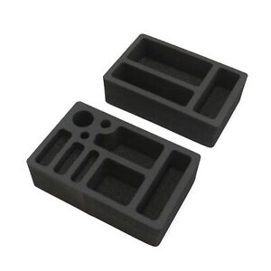 Center Console Organizers 2pc Inserts Washable Fits Toyota Rav4 2019 2020