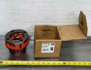 New Ridgid 37590 Pipe Threader Threading Die 12 r 2 2 Inch Npt