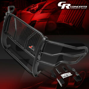 J2 Front Bumper Grille Protector Mesh Brush Guard Kit For 09 14 Ford F150 Truck