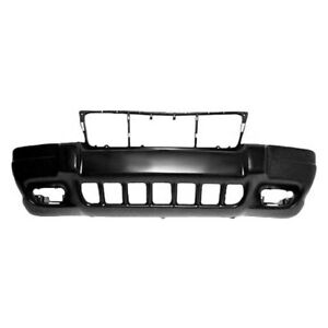 For Jeep Grand Cherokee 1999 2003 Sherman 086 87 1 Front Bumper Cover