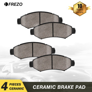 Rear Ceramic Brake Pads For Ford F150 1998 2002 2003 2004 Expedition 1997 2002