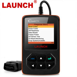 Launch Creader V Obdii Eobd Automotive Scanner Code Reader Car Diagnostic Tool