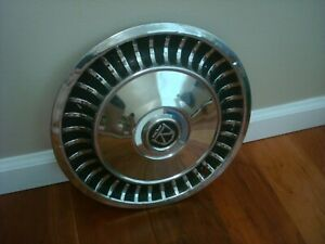 1963 63 Ford Fairlane Hubcaps Wheel Covers Caps 13 Inch