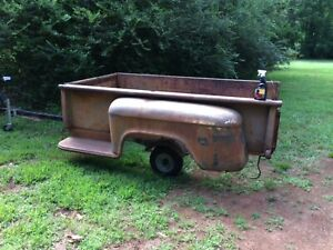 1955 1966 Chevy Gmc Truck Step side Bed Long Bed