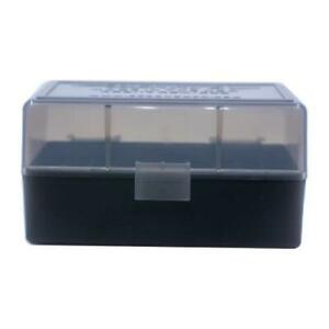 AMMO BOXES (10) SMOKE 50 Round 223  5.56 - Berry's Plastic Container $34.99