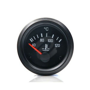 52mm Water Temp Gauge 12 24v Fit For Most Construction Machines Truck Vdo
