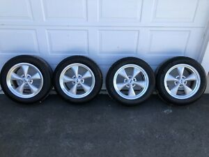 Ford Mustang Gt Wheels Tires