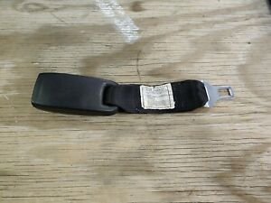 Gm Seat Belt Extender 25661624 Black