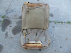 1968 Ford Mustang Bucket Seat Passenger Side Seat Track