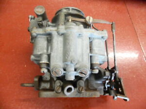 1941 Buick Series 50 Stromberg Carburetor Carb