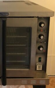 Bakers Pride Electric Convection Oven Lightly Used