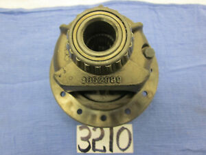 1967 To 1969 Chevy Camaro 12 Bolt Rear 3 Series Differential Unit gm