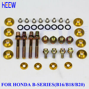 Low Bolt Profile For Honda Acura B16 B18 B20 B Series Engine Valve Cover Washer