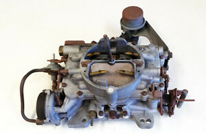 66 1966 Cadillac Carburetor Rebuilt 2mo Warr Exchange Required Core Deposit