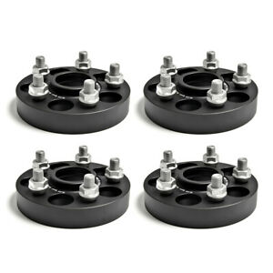 4 25mm 1 Forged Aluminum Wheel Spacers 4 5 For Acura Tlx 2014