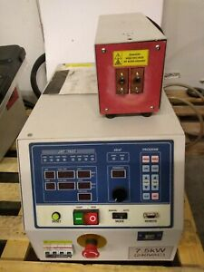 Induction Heater Heating Power Supply 7 5kw 135 400khz Ppst Ss 400 Series