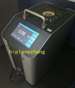 Dry Block Temperature Calibrator Range 20c 150c 5 7 tftlcd Touch Screen Ac220v