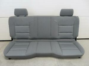 2014 2018 Chevrolet Silverado Gmc Sierra Double Cab Rear Bench Seat