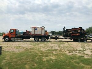 2016 Ditch Witch Jt30 At30 Pkg Including Truck electronics