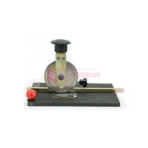 New Portable Manual Steel Military Dog Tag Embosser Embossing Stamping Machine